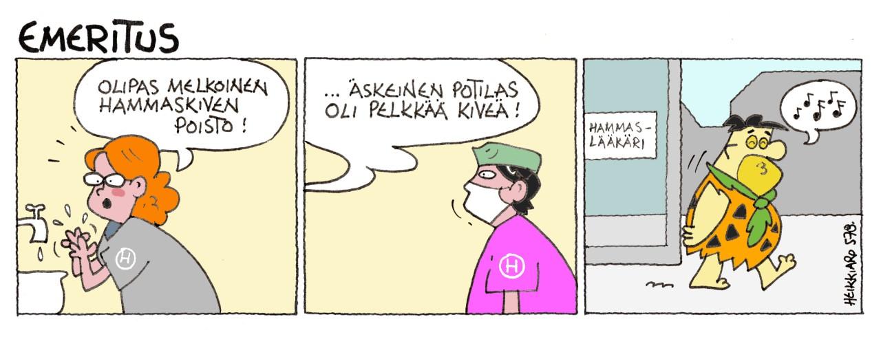 hammaskivi