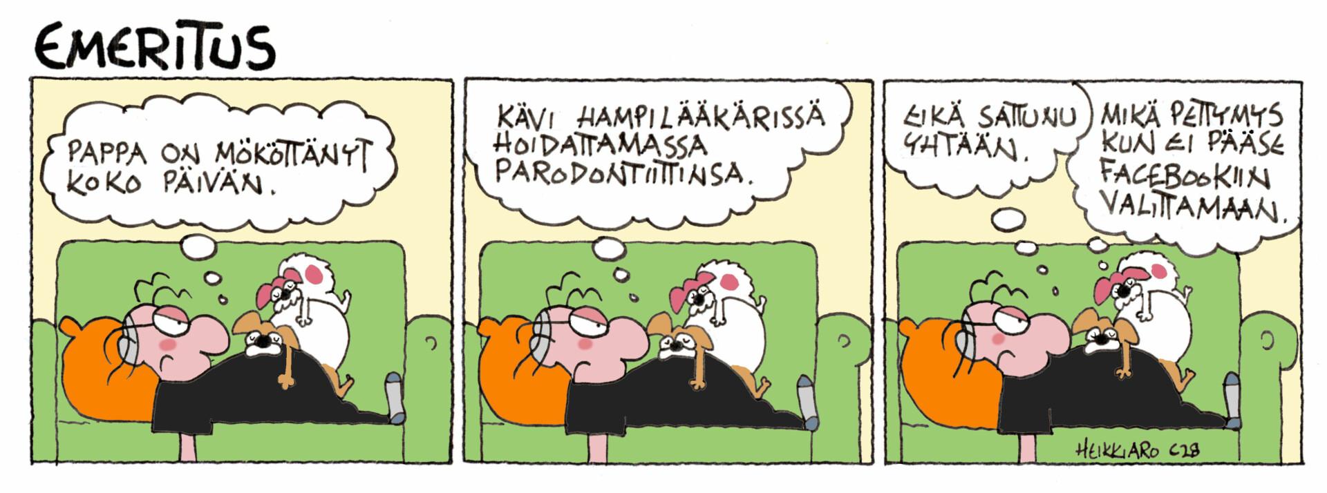 Parodontiitin hoito Tampere